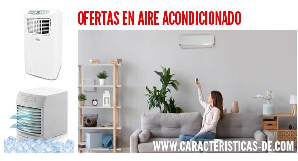 Ofertas en aire acondicionado