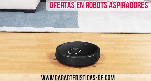 ofertas de robots aspiradores