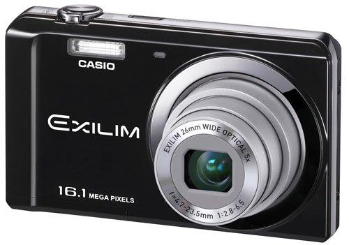 Imagen principal de Casio Exzs6Bk - Cámara compacta de 16.1 MP (Pantalla de 2.7, Zoom óp
