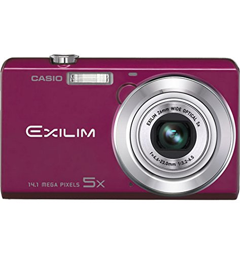 Imagen principal de Casio EX-ZS10RDEDC - Cámara Digital Compacta, 14.5 MP (2.7 pulgadas,