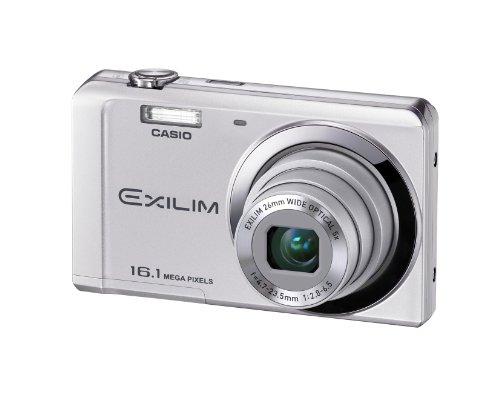 Imagen principal de Casio Exzs6Sr - Cámara compacta de 16.1 MP (Pantalla de 2.7, Zoom óp