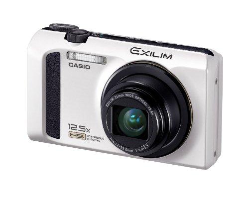 Imagen principal de Casio Exilim EX-ZR 100 white, EX-ZR100WEECB
