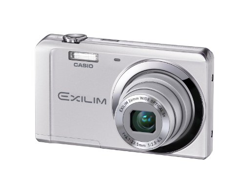 Imagen principal de Casio EX-ZS5 - Cámara Digital Compacta, 14.1 MP (2.7 pulgadas, 5x Zoo