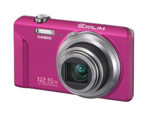 Imagen principal de Casio Exilim EX-ZS150 - Cámara Digital 16.1 Megapíxeles, púrpura