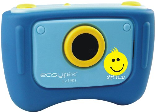 Imagen principal de Easypix V130-A Smile - Cámara Digital Compacta, 1.3 MP (1.3 pulgadas)