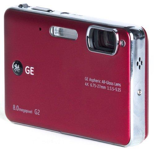 Imagen principal de GE G2 - Cámara compacta de 8 MP (Pantalla de 2.7, Zoom óptico 4X) Co