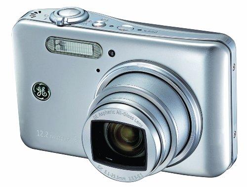 Imagen principal de GE E1250TW - Cámara Digital Compacta, 12.2 MP (3 Pulgadas, 5X Zoom ó