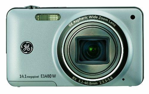 Imagen principal de GE E1480WS - Cámara compacta de 14 MP (Pantalla de 3, Zoom óptico 8X
