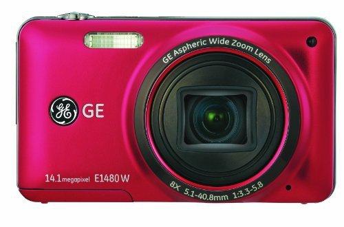 Imagen principal de GE E1480W Compact - Cámara compacta de 14 Mp (pantalla de 3, zoom óp