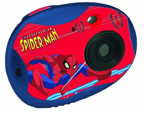 Imagen principal de Lexibook Spiderman - Cámara Digital Compacta, 1 Pulgadas (Surtido)