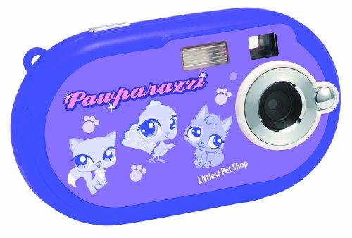 Imagen principal de Lexibook-DJ025LPS Littlest Pet Shop Cámara compacta, Color Rosa (DJ02