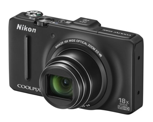Imagen principal de Nikon Coolpix S9300 - Cámara compacta de 16 MP (Pantalla de 3, Zoom �