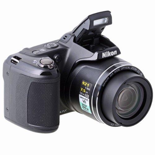 Imagen principal de Nikon Coolpix L810 - Cámara compacta de 16.1 MP (Pantalla de 3, Zoom