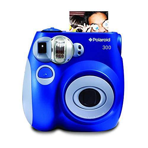 Imagen principal de Polaroid PIC-300 - Cámara de película instantánea, color azul