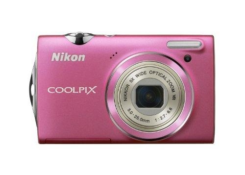 Imagen principal de Nikon Coolpix S5100 - Cámara Digital Compacta 12.4 MP (2.7 Pulgadas L