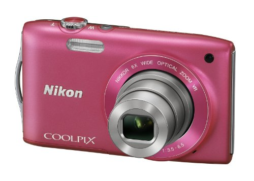 Imagen principal de Nikon Coolpix S3300 - Cámara compacta de 16 MP (Pantalla de 2.7, Zoom