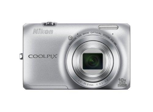 Imagen principal de Nikon Coolpix S6300 - Cámara compacta de 16 MP (Pantalla de 2.7, Zoom