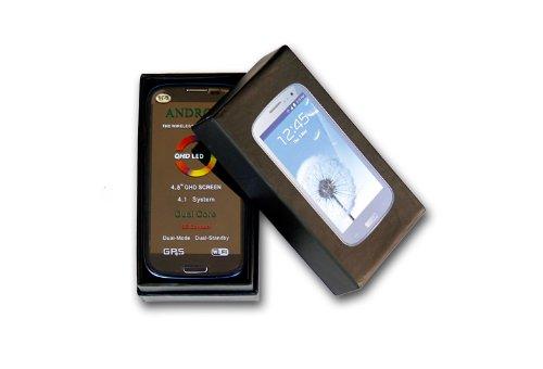 Imagen principal de Teléfono dual sim 3G con Android 4.1 Jelly Bean; 4,8 pulgadas. Versi�
