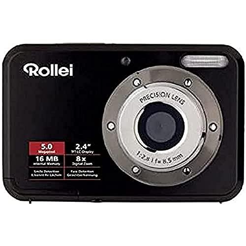 Imagen principal de Rollei Compactline 52 - Cámara subacuática, color negro
