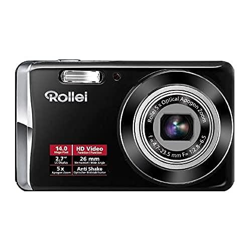 Imagen principal de Rollei Compactline 390 SE - Cámara Digital Compacta, 14 MP (3 pulgada