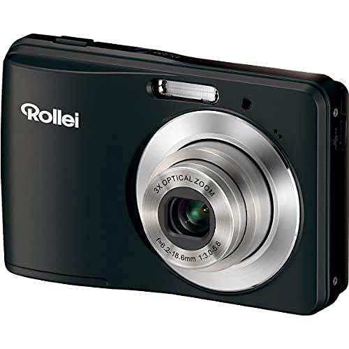 Imagen principal de Rollei Compactline 302 - Cámara Digital Compacta, 12 MP (2.7 pulgadas