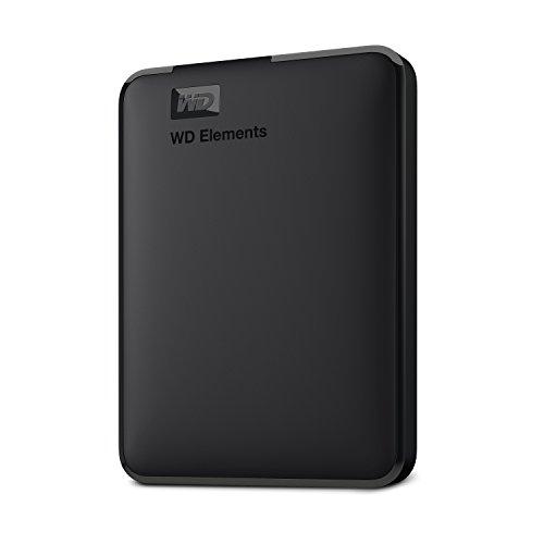Imagen principal de WD Elements - Disco duro externo de 1 TB (USB 3.0), color negro