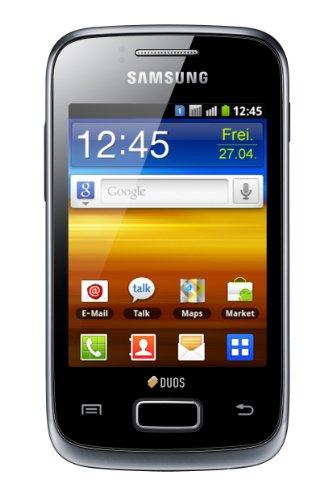 Imagen principal de Samsung Galaxy Y Duos S6102 - Smartphone libre Android (pantalla 3.14,