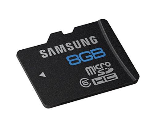 Imagen principal de Samsung MB-MS8GAEU Essential - Tarjeta de Memoria microSDHC de 8 GB co