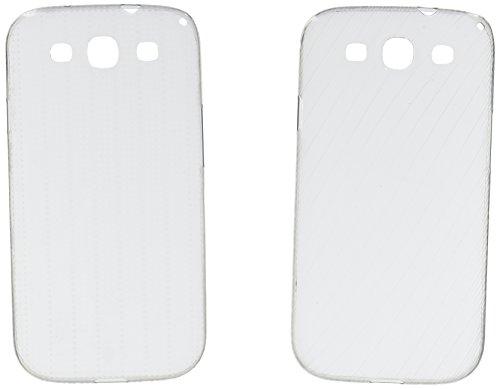 Imagen principal de Samsung SAEFC1G6SW - Pack de 2 carcasas slim para Samsung Galaxy S3, c
