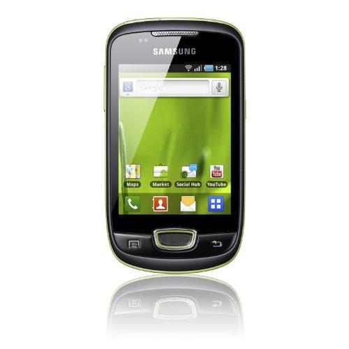 Imagen principal de Samsung S5570i Galaxy Mini - Smartphone libre Android (pantalla tácti