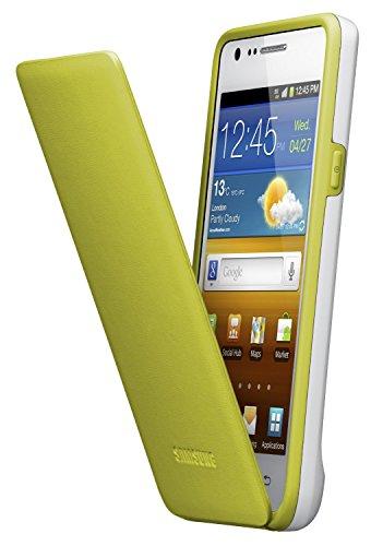 Imagen principal de Samsung EF-C1A2WLECSTD - Funda para Samsung Galaxy S II, amarillo