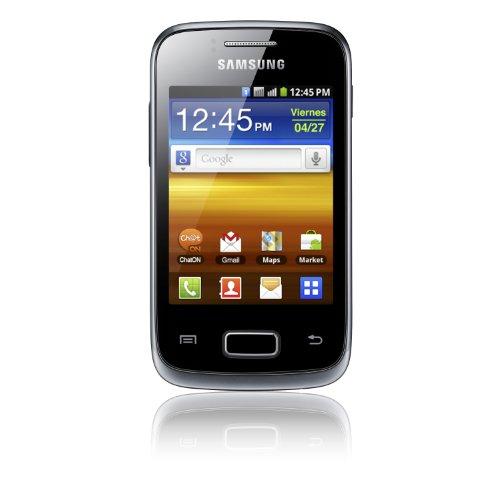 Imagen principal de Samsung Galaxy Y Duos S6102 - Smartphone Libre Android (Pantalla táct