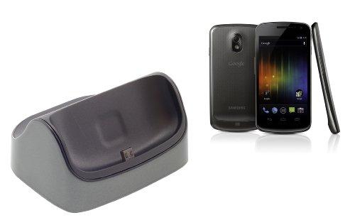 Imagen principal de Samsung EDD-H1F2 - Base (Docking, USB 2.0, Samsung, Negro, Galaxy Nexu