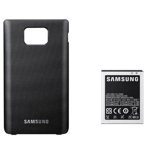 Imagen principal de Samsung EBK1A2 - Carcasa y batería de alta capacidad para Samsung SII