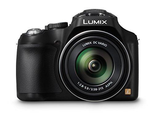 Imagen principal de Panasonic Lumix DMC-FZ72EG-K - Cámara compacta de 16.1 Mp (pantalla d