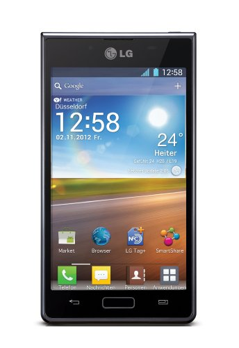 Imagen principal de LG Optimus L7 (P700) - Smartphone libre Android (pantalla 4.3, cámara