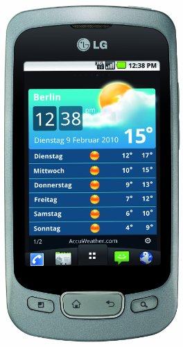 Imagen principal de LG P500 - Smartphone libre Android (pantalla táctil de 3 240 x 400, c