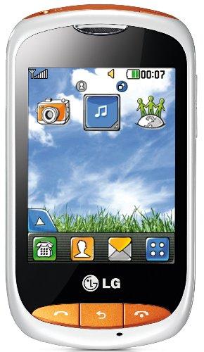 Imagen principal de LG T310 - Móvil libre (pantalla táctil de 2,8 240 x 320, cámara 2 M