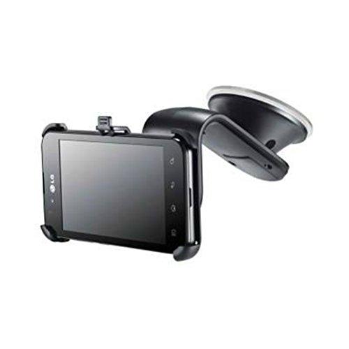 Imagen principal de LG - SCS410 - Soporte de coche + cargador - encendedor micro USB para