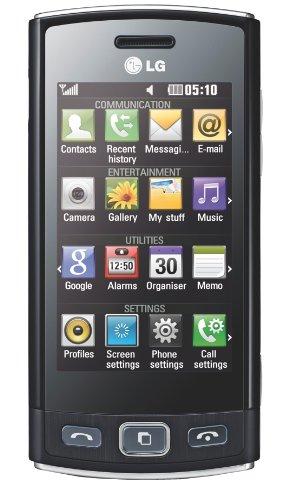 Imagen principal de LG GM360 - Móvil libre (pantalla táctil de 3 240 x 400, cámara 5 MP