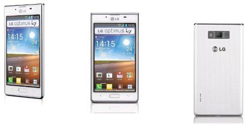 Imagen principal de LG P700 Optimus L7 Blanco