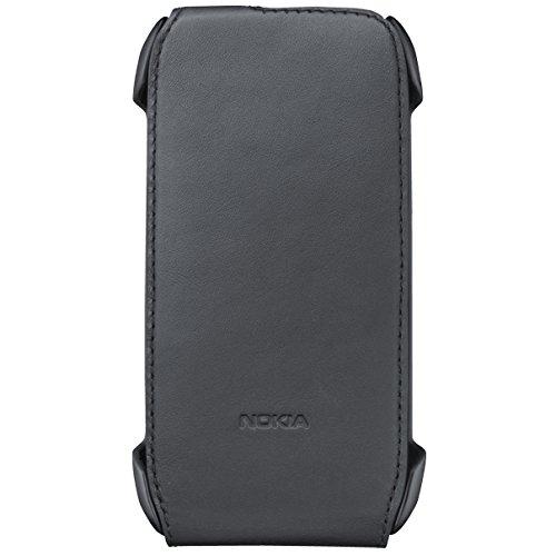 Imagen principal de Nokia NOCP569 - Funda de piel para Nokia Lumia 710, color negro