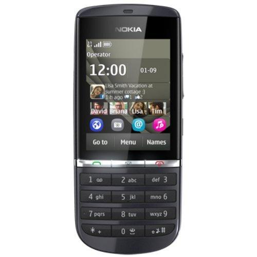 Imagen principal de Nokia Asha 300 - Móvil libre (pantalla táctil de 2,4 320 x 240, 140