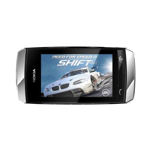 Imagen principal de Nokia Asha 305 - Móvil libre (pantalla táctil de 3, cámara 2 Mp, pr