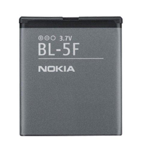 Imagen principal de Nokia Battery BL-5F - Batería para móvil para Nokia (Ion de Litio, 9