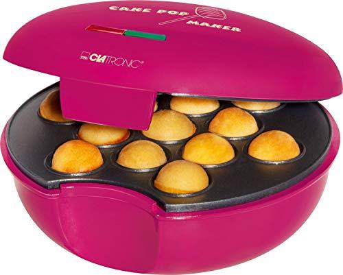 Imagen principal de Clatronic CPM 3529 Máquina de hacer cake pops, placa antiadherente, 9