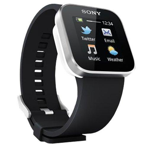Imagen principal de Sony SmartWatch - Smartwatch Android (pantalla 1.3, Bluetooth, Android