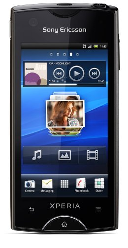 Imagen principal de Sony Xperia Ray - Smartphone libre Android (pantalla táctil de 3,3 85