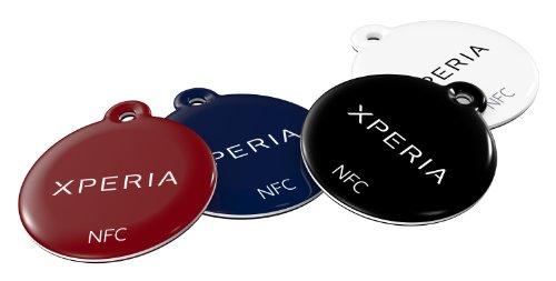 Imagen principal de Sony-Ericsson ERSMARTTAG - Pack de etiquetas inteligentes (4 unidades)