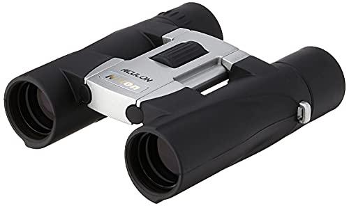Imagen principal de Nikon Aculon A30 - Prismático (10x25), Negro y Plateado